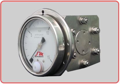 Differencial-Pressure-Gauge